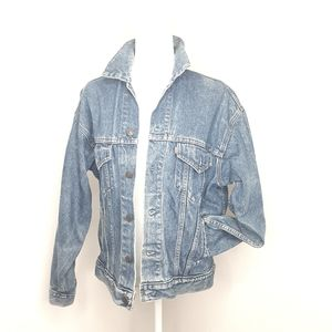 Levi's Vintage Boyfriend Denim Jacket Jean Medium